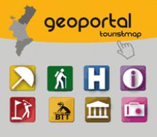 Acceso al Geoportal Turístico - Mapa Turístico