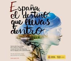 Acceso a la campaña de Spain.info - Turismo nacional