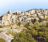 Img 1: Ravins et peintures: La Valltorta