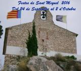Fiestas San Miguel 2016 en Ibi