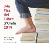 34ª FERIA DEL LIBRO ONDA
