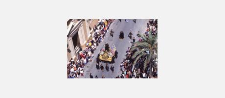 Foto: Festividad de Semana Santa de Valencia