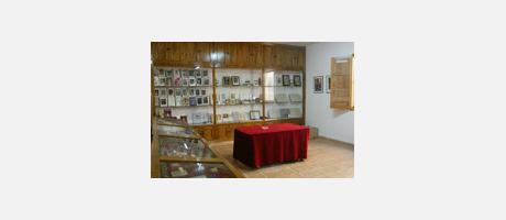 Img 1: Colección museística Cofradía de la Purísima Sangre