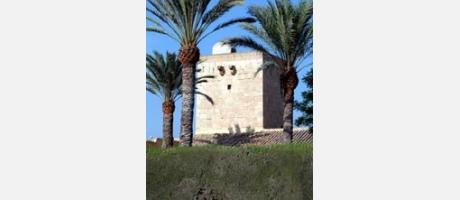 Img 1: THE LAS AGUILAS TOWER