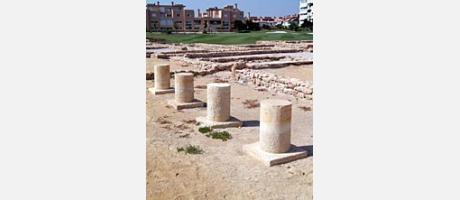 Img 1: Villas romanas del castillo de Ansaldo