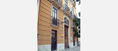 Img 1: THE JOSE BENLLIURE MUSEUM HOUSE