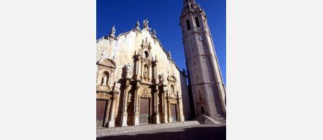 Img 1: Iglesia parroquial de San Juan Bautista