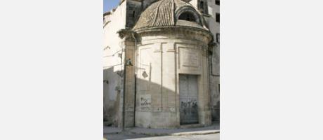 Img 1: CAPELLA DE LA MARE DE DÉU DELS DESEMPARATS
