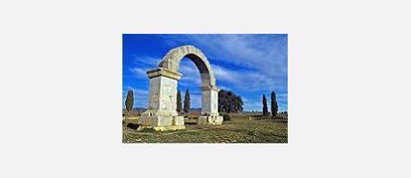 Img 1: Arco Romano