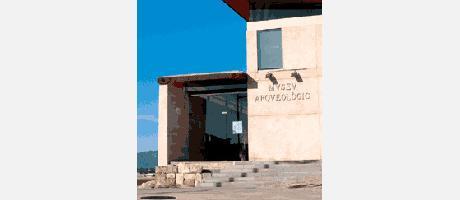 Img 1: Museo Arqueológico de Llíria