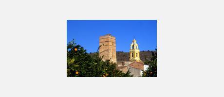 Img 1: Torre del Palacio de Antella