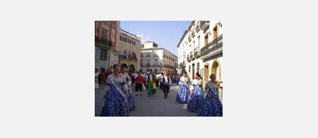 Img 1: THE FEAST OF SAN JAIME