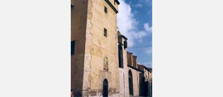 Img 1: CONVENT OF LAS CLARISAS