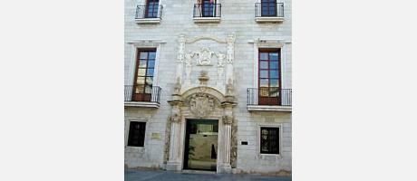 Img 1: Biblioteca Pública y Archivo Histórico Fernando de Loaces
