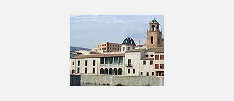 Img 1: Palacio episcopal