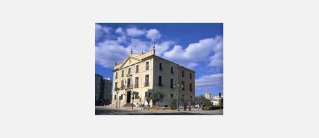 Img 1: Palais des comtes de paterna. Mairie de Paterna
