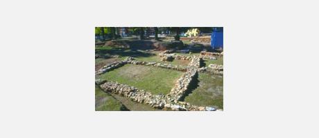 Img 1: RESTES ARCHÉOLOGIQUES PORTUS ILLICITANUS