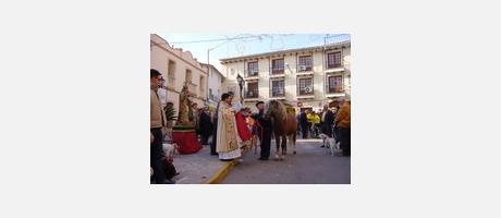 Img 1: Fiestas en honor a San Honorato y San Antonio Abad