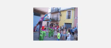 Img 2: Fiestas Patronales en honor a San José, San Agustín y San Francisco