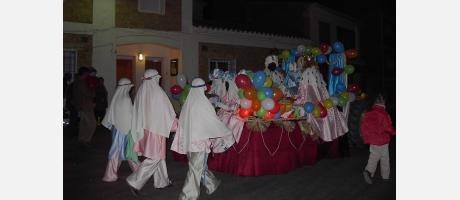Img 1: Cabalgata de los Reyes Magos