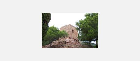 Img 1:  TOWER OF THE PARISH CHURCH