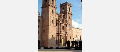 Img 1: THE MONASTERY OF SAN MIGUEL DE LOS REYES