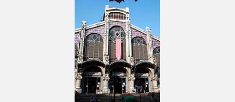 Img 1: Mercado Central
