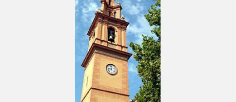 Img 1: ÉGLISE PAROISSIALE DE NUESTRA SRA DE LA MISERICORDIA (Notre Dame de la Miséricorde, Quartier Campanar)