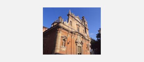 Img 1: Iglesia Parroquial de Santo Tomás Apóstol y San Felipe Neri