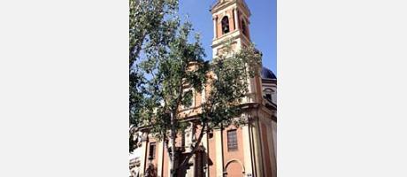 Img 1: Iglesia de San Miguel y San Sebastián