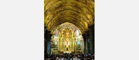 Img 2: THE PARISH CHURCH OF SAN NICOLÁS DE BARI AND SAN PEDRO