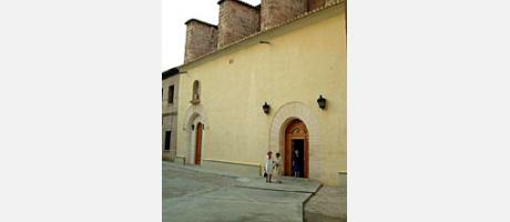 Img 1: Monasterio de San Vicente de la Roqueta y la Iglesia