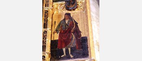 Img 1: Ermita de San Félix (sobre la antigua catedral visigoda)