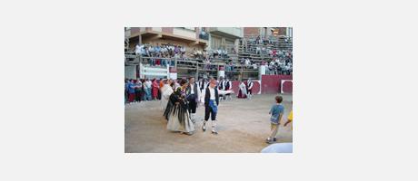 Img 1: FESTES PATRONALS A SANT CRISTÒFOL I SANT ROC