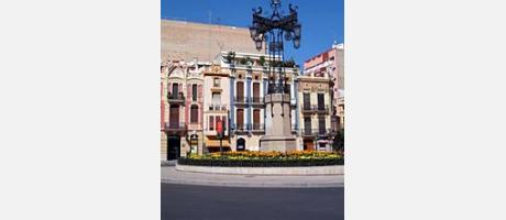 Img 1: PARC RIBALTA, PLACE DE LA INDEPENDENCIA ET PLACE TETUÁN