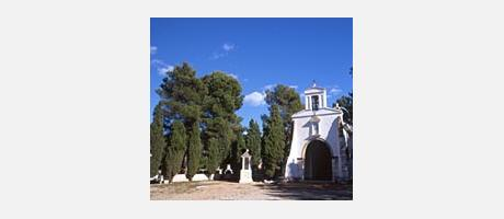 Img 1: Ermita del Santísimo Cristo del Calvario
