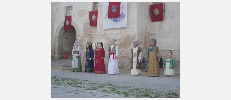 Foto: Festividad del Corpus Christi en Albaida