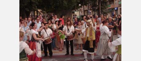 Foto: Feria de San Jaime en Albaida