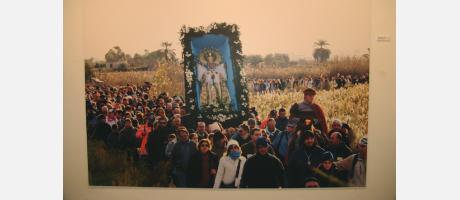Venida de la Virgen a Elche