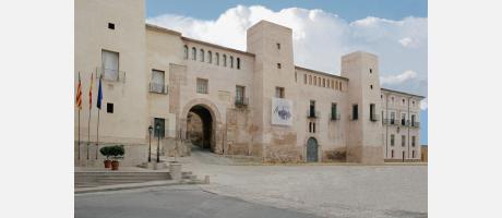 Foto: Castillo Palacio de los Milán de Aragón en Albaida