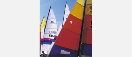 Img 1: Escuela de Enseñanza Náutica Deportiva Cassiopea Sailing