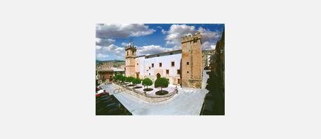 Img 1: Plaza del Carmen