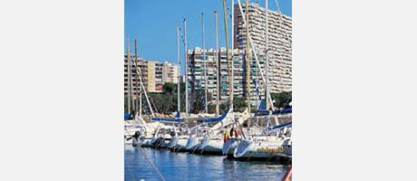 Img 1: Club Náutico Alicante Costa Blanca