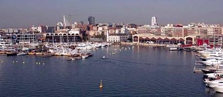Marina Real Juan Carlos I - Valencia