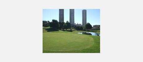 Campo de Golf y Escuela Las Rejas Benidorm Sol de Poniente