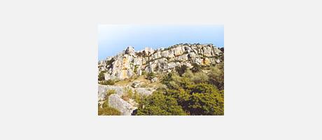 Img 1: Prehistoric Paintings: the Valltorta ravine