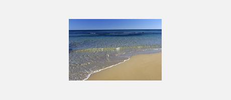 Img 1: Playa de El Conde