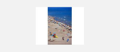 Img 1: Playa Bega de Mar