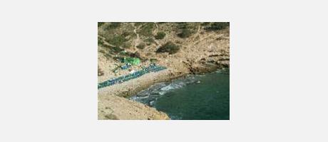 Img 1: La Almadrava Beach