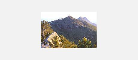 Img 1: Naturparks Desert de Les Palmes